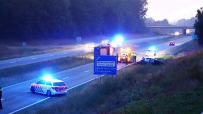 ongeval-auto-snelweg