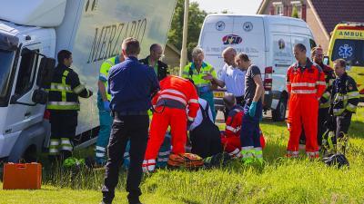 Eenzijdig ongeval in Oostelbeers.