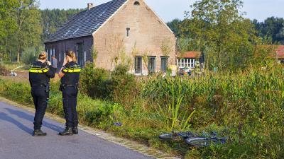 Fietser gewond bij ongeval in Liempde