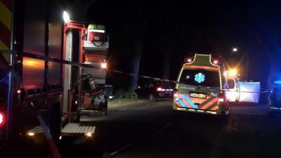 Dode bij eenzijdig-ongeval in Klazienaveen