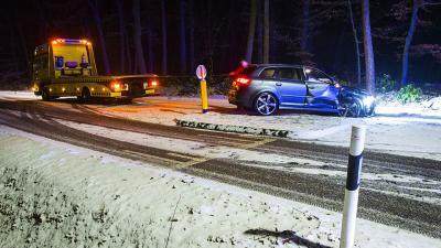 IJzel zorgt voor honderden ongevallen op de wegen