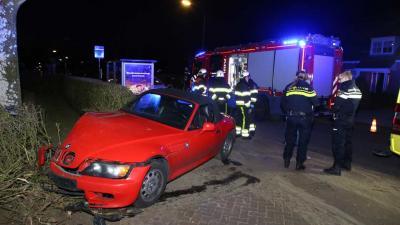 Gewonde bij ongeval in Liempde