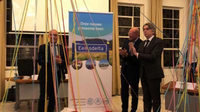 Gemeente Eemsdelta is de naam van de nieuwe gemeente