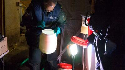 Politie stuit per toeval op grote partij drugs in woning Eindhoven