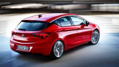 Opel Astra gekozen tot 'Auto van het Jaar 2016'