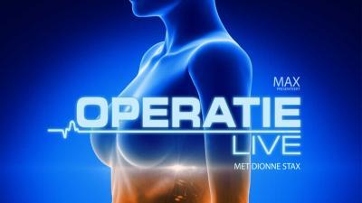 Operatie van borstreconstructie woensdagavond live op tv te zien