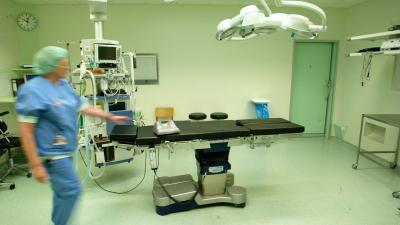 foto van operatietafel | fbf
