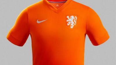 Foto van shirt Oranje voetbal | KNVB