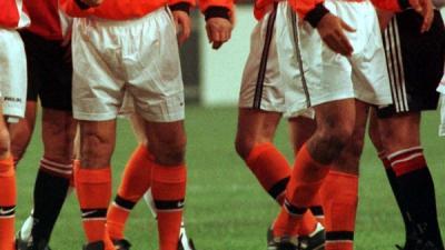 foto van voetbalschoen | Greenpeace