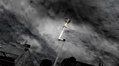NASA-missie naar voor aarde mogelijk gevaarlijk komeet