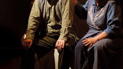 Foto van man en vrouw | Archief EHF