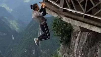 Waaghals filmt eigen dood tijdens 'rooftop challenge'