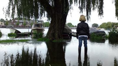 Toename overstromingsschade Europa door achterblijven preventiemaatregelen