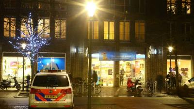 Gewapende overval op Albert Heijn in Son en Breugel
