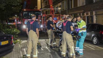 Bewoner gewond bij overval in Schiedam