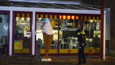 Mislukte overval op cafetaria aan de Bosscheweg in Boxtel