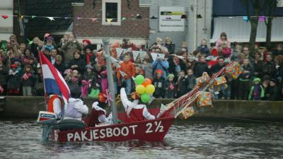 foto van intocht Sinterklaas | fbf