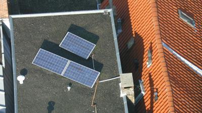 foto van zonnepaneel | fbf