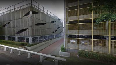 Parkeergarage Almere Stad per direct dicht vanwege scheuren