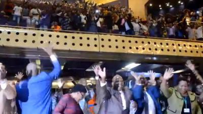 Zimbabwe juicht na aftreden Mugabe
