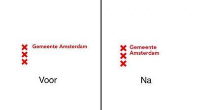 foto van huisstijl Amsterdam   Parool