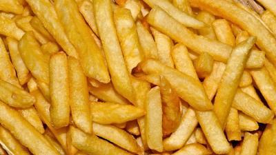 Foto van patat