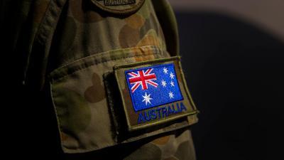 Patch leger Australië