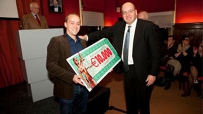 Foto van Paul Vugts en Fred Teeven | Rechtspraak.nl