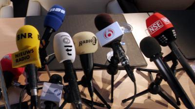 'Journalisten moeten net zo beschermd worden als politiemensen'