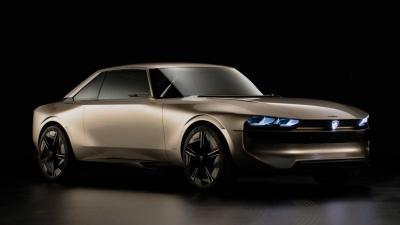 Peugeot laat toekomst zien met conseptcar