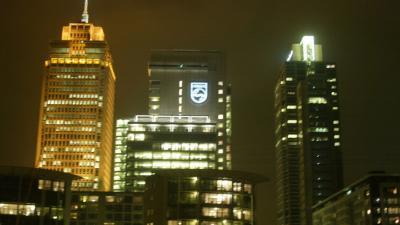 Lichtdivisie Philips naar de beurs