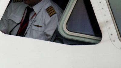 Frans gevechtsvliegtuig onderschept slapende Belgische piloot