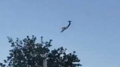 Vliegtuigmonteur steelt passagiersvliegtuig en crasht