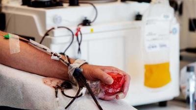 plasma-donor