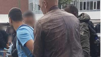 Voortvluchtige Italiaan in Amsterdam aangehouden