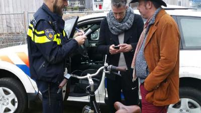 Amsterdammer Ruben Abrahams verricht opnieuw heldendaad