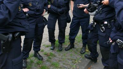 Foto van politie | Archief EHF