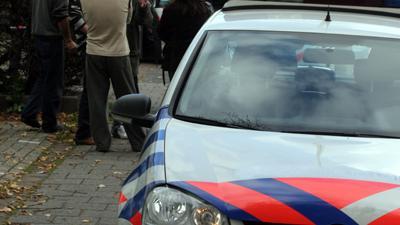 Foto van politie auto | Archief EHF