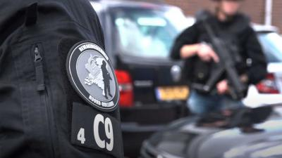 politie-bewaking
