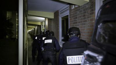 Criminele jeugdgroep door politie van bed gelicht