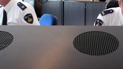 Foto van politie bureau | Archief EHF