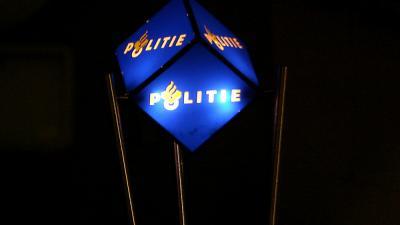 Foto van logo politie | Archief EHF