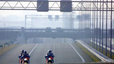politie-motoren-snelweg