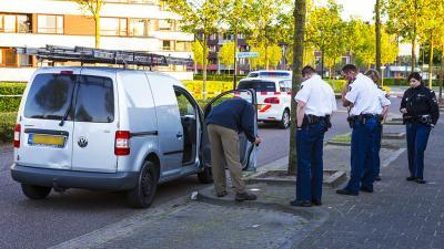 Foto van politieonderzoek steekincident | Sander van Gils | www.persburosandervangils.nl