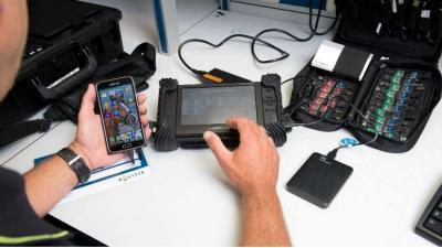 Politie gaat samenwerking met UvA aan voor analyseren in beslag genomen data