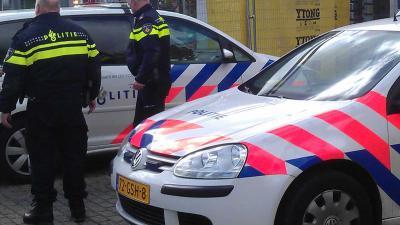 agenten-politieauto