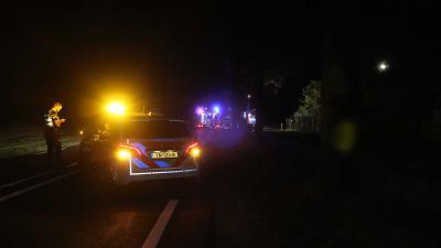 politieauto-brandweer