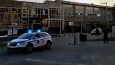 politieauto-noorwegen-zwaailicht