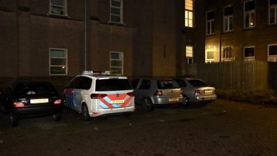 politieauto-woningoverval