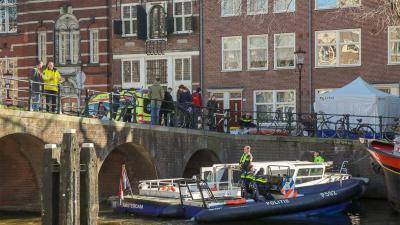 politieboot-gracht
